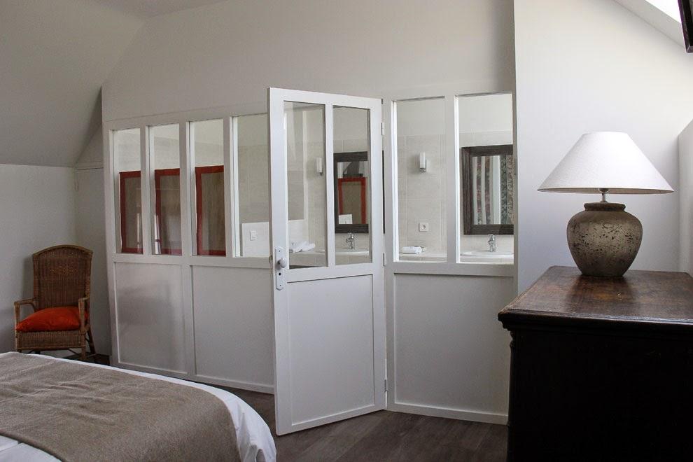 Salle de bain et wc privatifs (étage) - en-suite bathroom