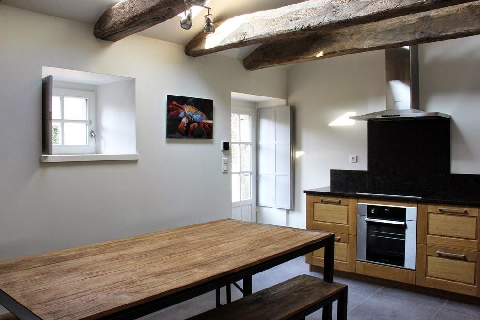 Cuisine entièrement équipée - Fully equipped kitchen