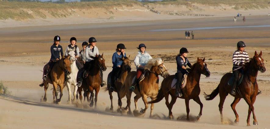 Equitation © Photo Erdeven Equitation