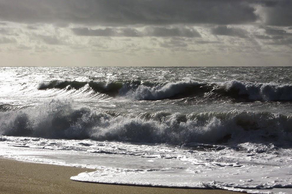 Mer, Bretagne sud